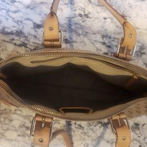 Dooney & Bourke Bags - Dooney and Bourke signature satchel